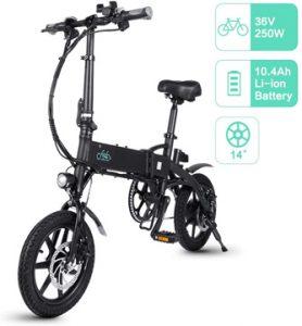 cual es la mejor bicicleta electrica plegable