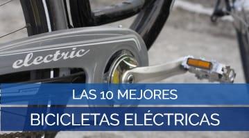 Las 10 Mejores Bicicletas Eléctricas