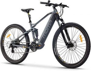las mejores bicicletas electricas de montaña