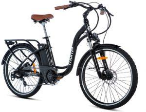 bicicleta electrica urbana