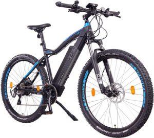 mejor bicicleta electrica de montaña
