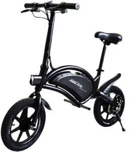 la mejor bicicleta electrica plegable del mercado