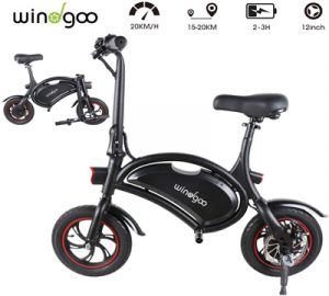 amazon bicicleta electrica plegable