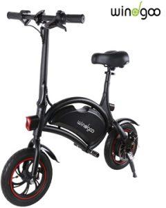 plegable bicicleta electrica