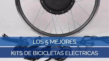 Los 5 Mejores Kits de Bicicletas Eléctricas