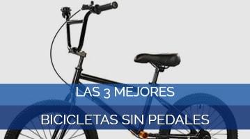 Las 3 Mejores Bicicletas sin Pedales en 2020