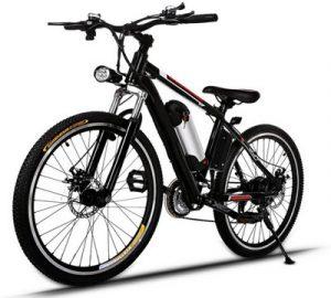 mejores bicicletas de montaña electricas