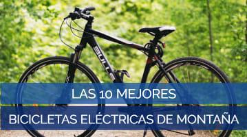 Las 10 Mejores Bicicletas Eléctricas de Montaña