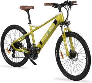 bicicletas de montaña eléctricas baratas