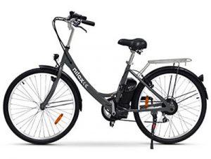 bicicleta hibrida hombre