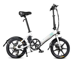 bicicleta electrica plegable china