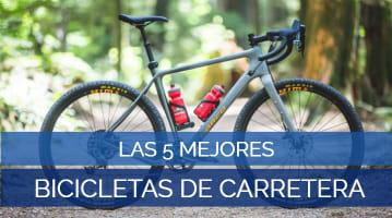 Las 5 Mejores Bicicletas de Carretera