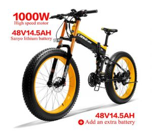 mejor fat bike electrica