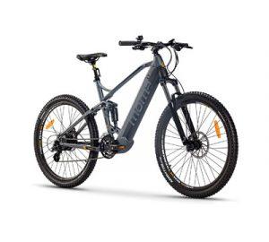 bicicleta moma plegable electrica