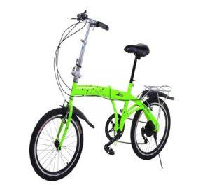 la mejor bicicleta plegable calidad precio