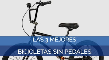 Las 3 Mejores Bicicletas sin Pedales en 2021